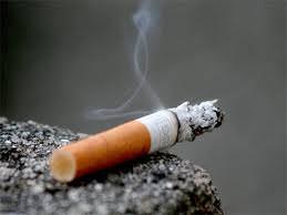 Vietato fumare nel cortile di Palazzo delle Muse