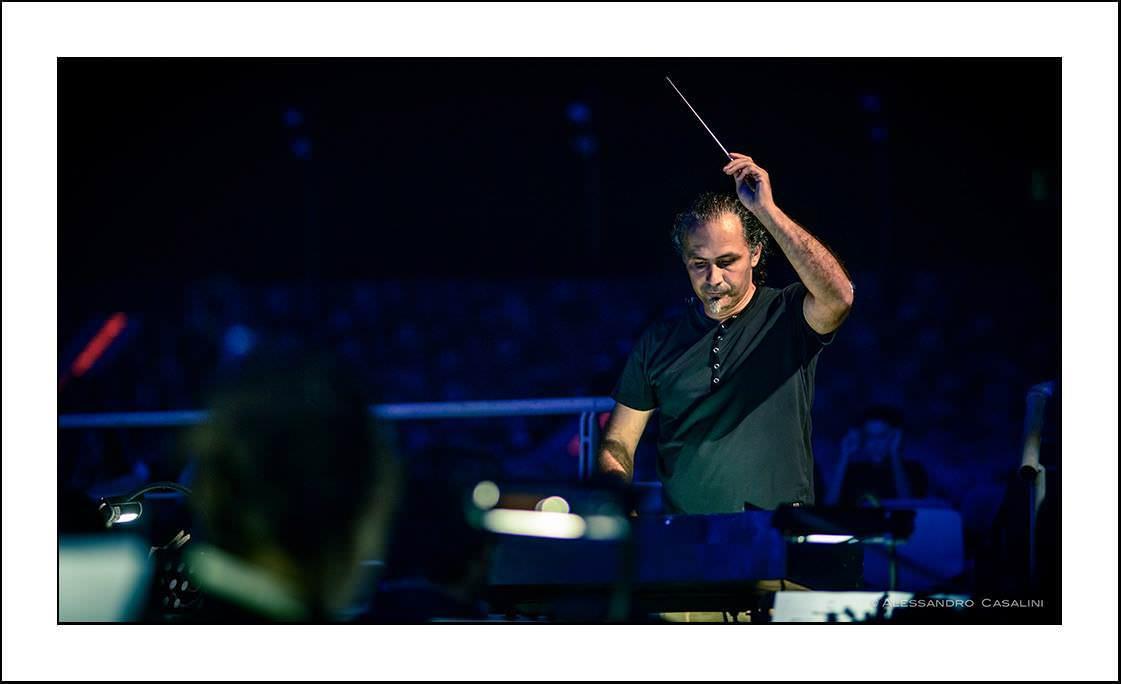"""Simone Giusti un viareggino scelto come direttore musicale di """"Dirty Dancing"""""""