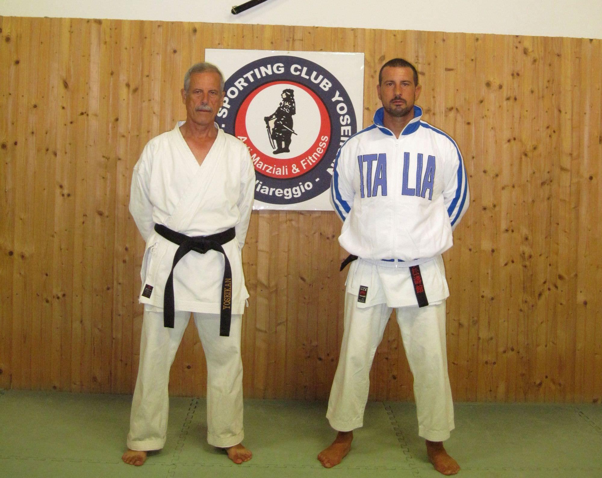 Karate, la Yoseikan conquista il titolo italiano giovanile per società