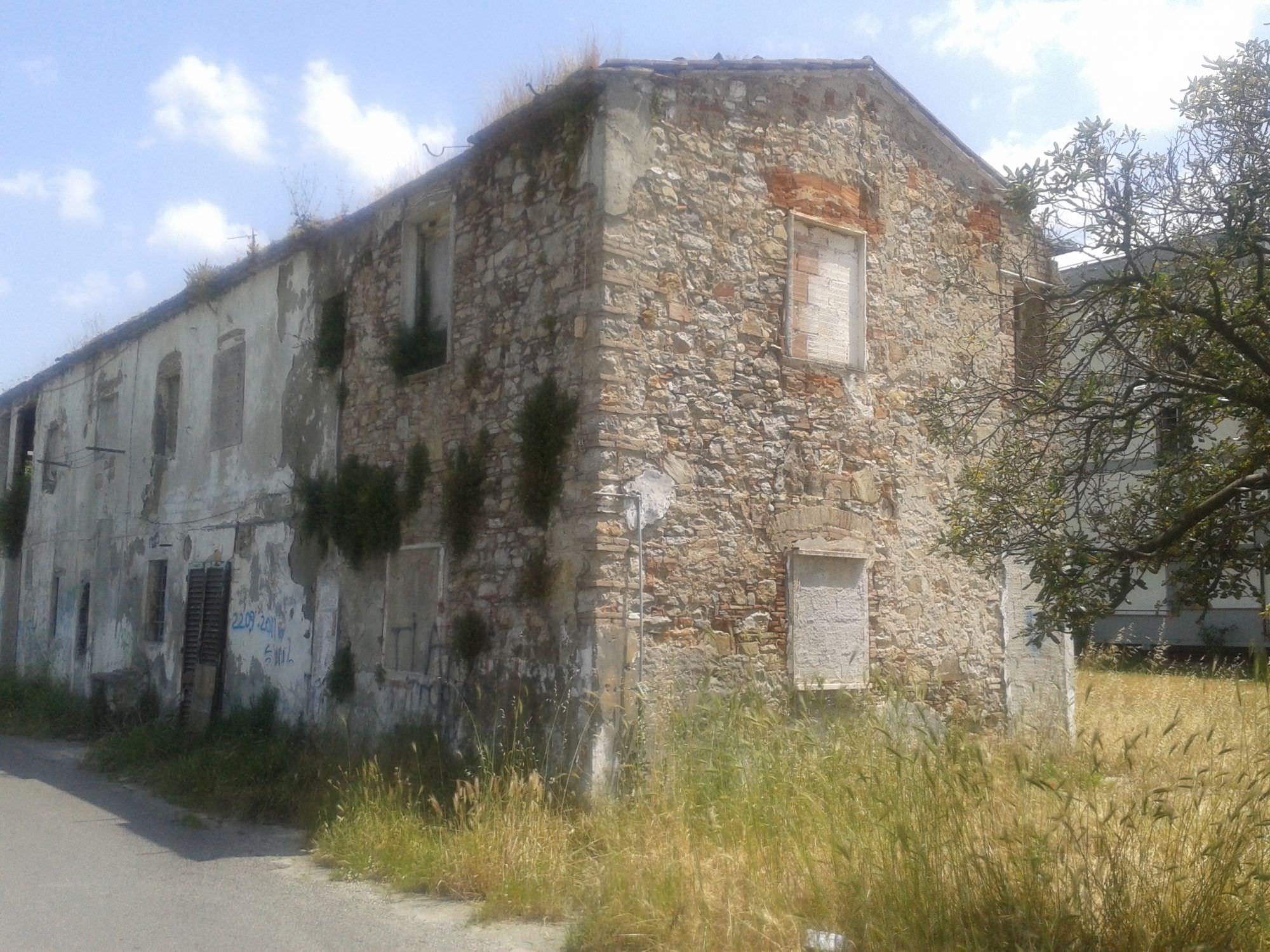Topi dentro una casa abbandonata. Protestano i residenti