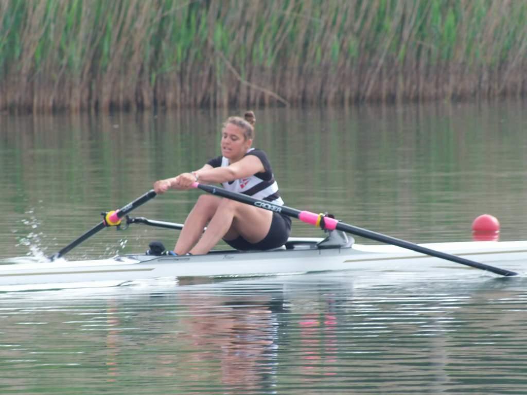 Canottaggio, Arianna Mazzoni alle Olimpiadi giovanili