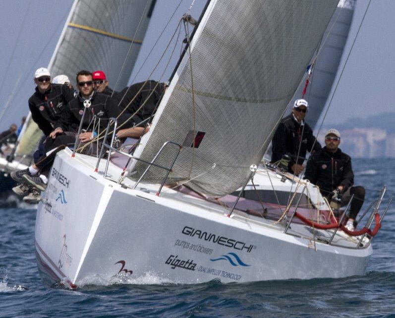 Coconut di Sodini vince nella Classe Orc a La Spezia
