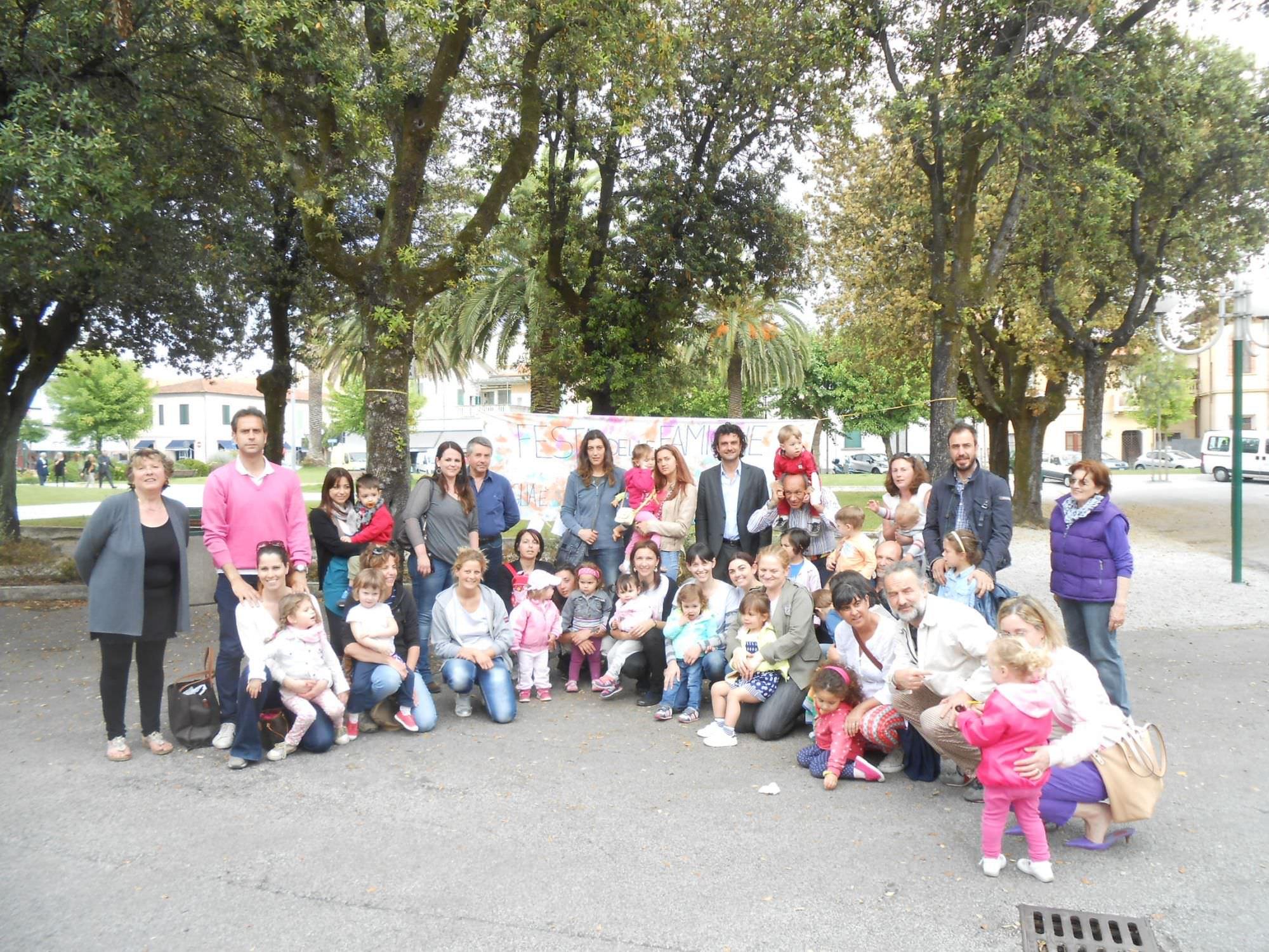 Festa delle Famiglie al Nido Madre Maria