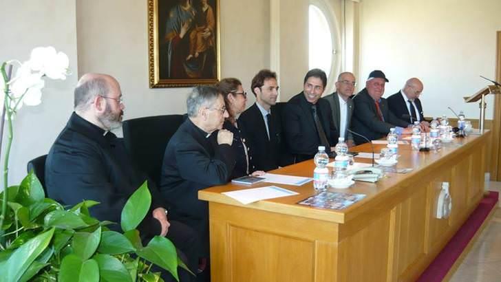 Ciro Costagliola in Vaticano per un progetto benefico in omaggio al Papa