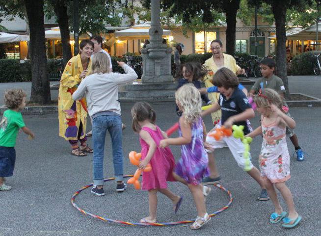 Centri estivi per bambini e ragazzi al Centro Polo