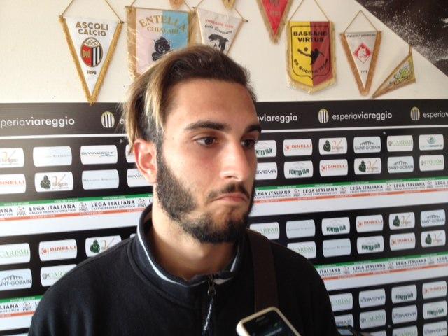 """Celiento saluta Viareggio: """"Torno al Napoli cresciuto, qua mi sono sentito importante"""""""