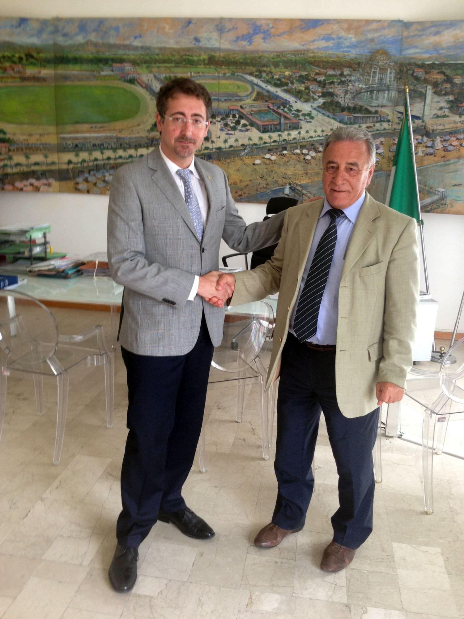 Ufficializzata la nomina di Giannerini, è lui il nuovo assessore all'ambiente e al porto