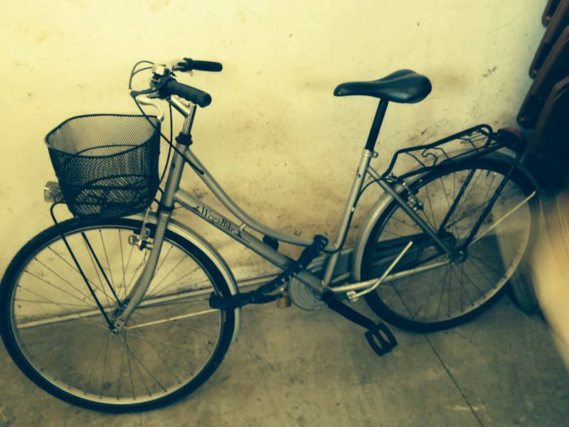 Ritrovata una bicicletta rubata grazie all'intuito delle Guardie Giurate