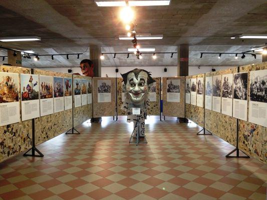 Parte l'attività del centro studi del Museo del Carnevale di Viareggio