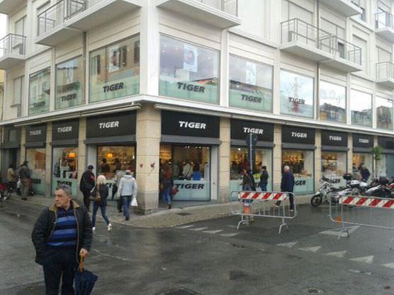 Apre Tiger a Viareggio, il paradiso del design low cost