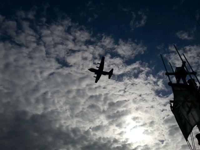 Esercitazione congiunta Aeronautica e Capitaneria: le foto