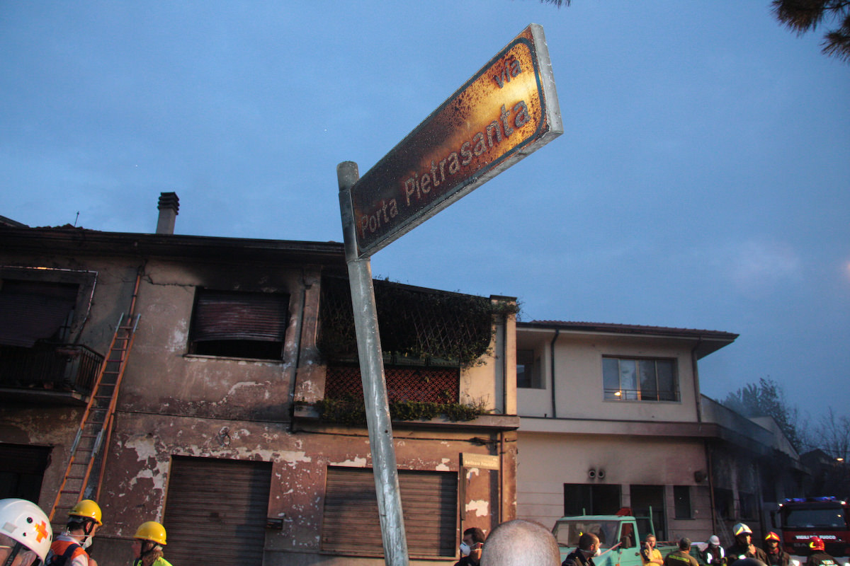 Strage di Viareggio, per la Cassazione i cugini delle vittime esclusi dalla parte civile