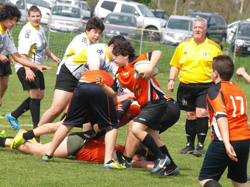 Si chiude un anno soddisfacente per il Rugby Union Versilia