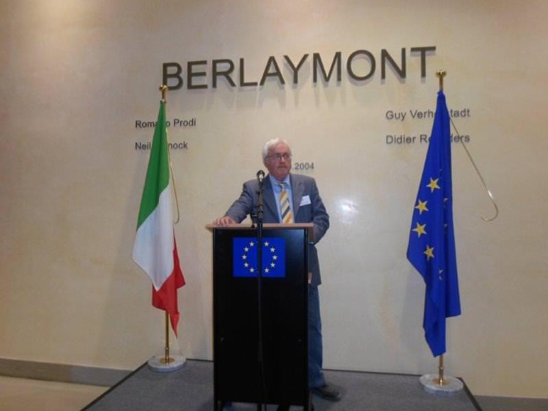 """Lodovico Gierut a Bruxelles con la mostra """"Viaggio d'Artisti in Europa"""""""
