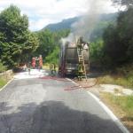incendio camion sea
