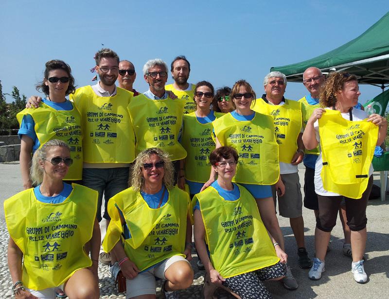 Successo per l'Afa Day a Marina di Pietrasanta