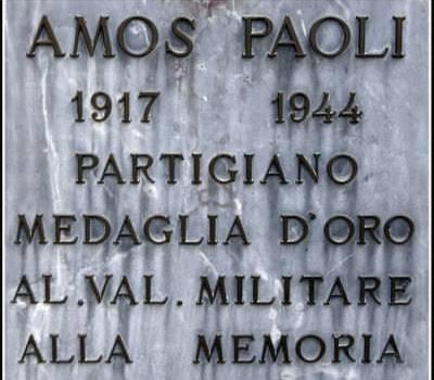 Annullato l'omaggio a Amos Paoli a Pietrasanta