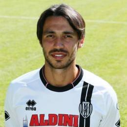 Il viareggino Cascione segna il gol che riporta il Cesena nella Serie A di calcio
