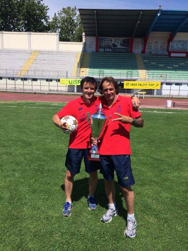 Cicli Maggi campione d'Italia Uisp, il gol di Baldini affossa il Cascarano