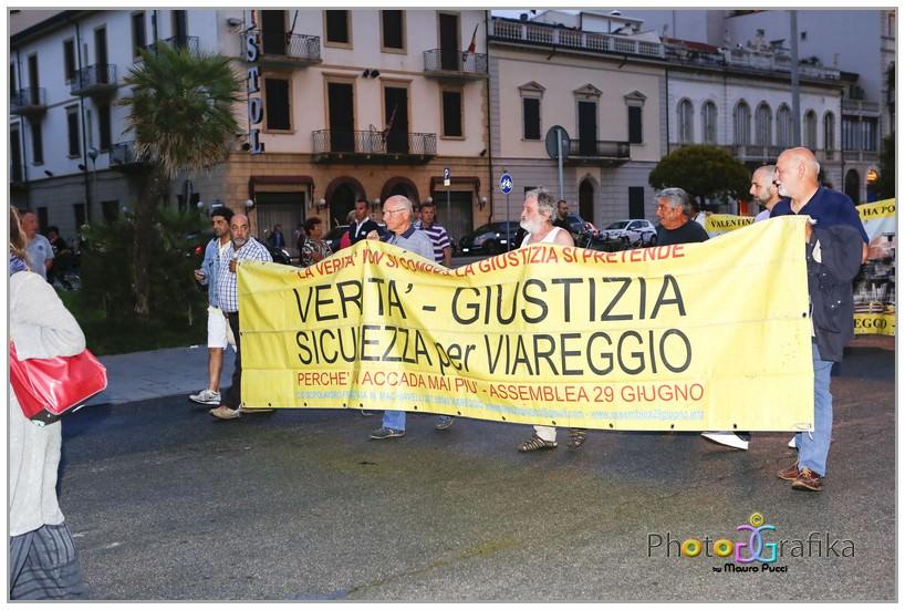 Mattarella non incontrerà i familiari delle vittime della strage di Viareggio