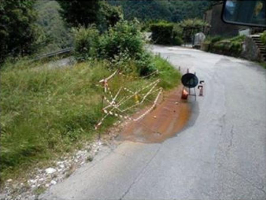"""""""Ancora rotta la rete di distribuzione dell'acqua calda di Pruno e di Volegno"""""""