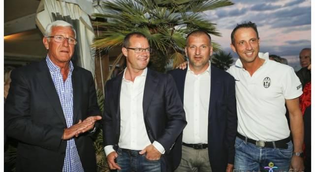 La cena dello Juventus Club Viareggio al Balena (le foto)