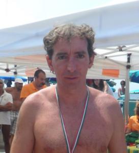 """Osvaldo Bertuccelli fa il """"cannibale"""" ai Master di Riccione"""