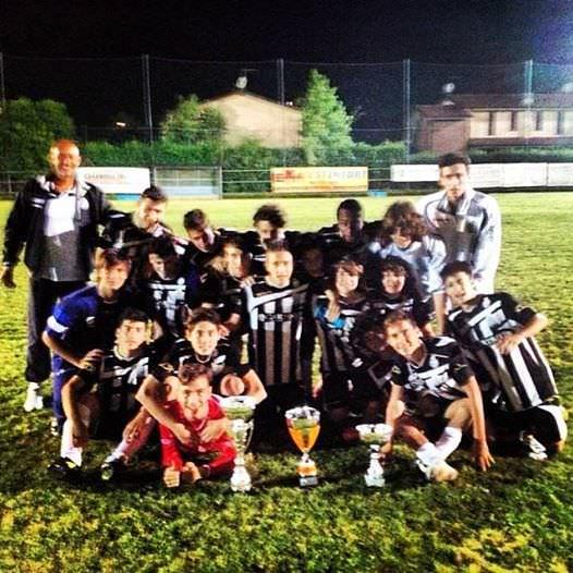 I Giovanissimi Nazionali del Viareggio vincono anche il torneo di Zambra