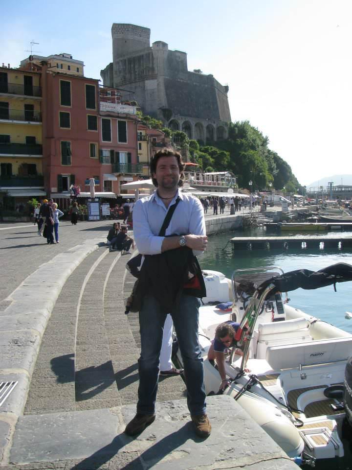 Antonio Orsucci si è laureato in Ingegneria Gestionale