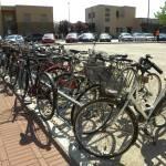 rastrelliere biciclette stazione viareggio