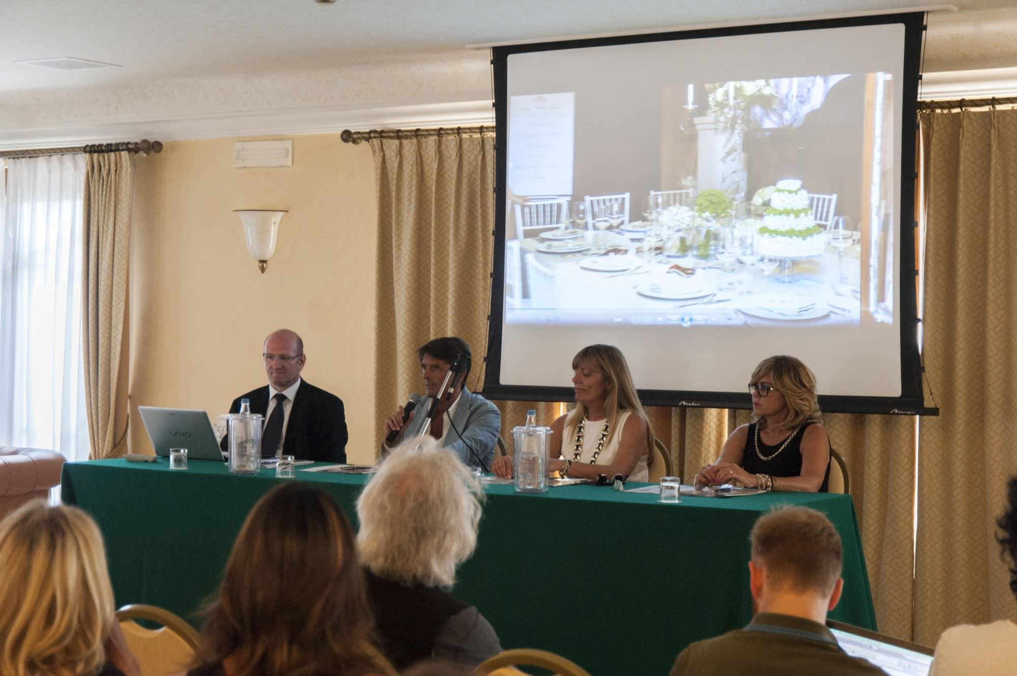 Villa Ariston apre le porte a Versilia Wedding, la fiera dedicata agli sposi