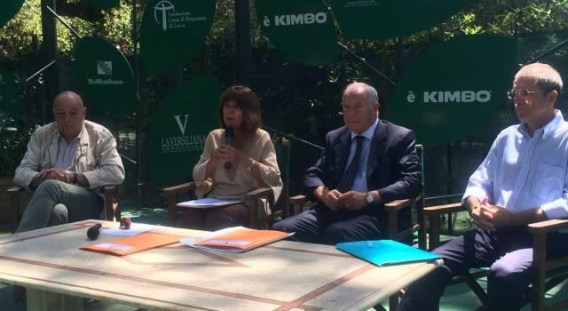 Alla Versiliana una lapide in memoria di Cecchi Pandolfini e Pasquinucci