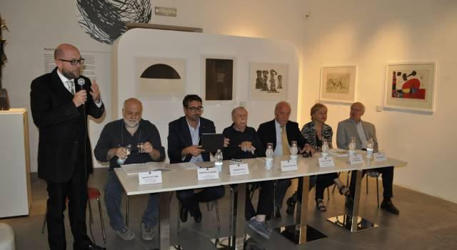 """L'Espressionismo italiano di scena al GAMC Galleria d'Arte Moderna e Contemporanea di Viareggio. Inaugurata ieri la mostra """"L'urlo dell'immagine"""""""