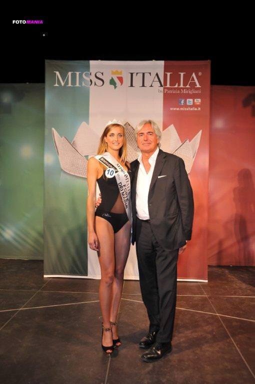 Veronica Fedolfi è Miss Italia Forte dei Marmi. Le foto