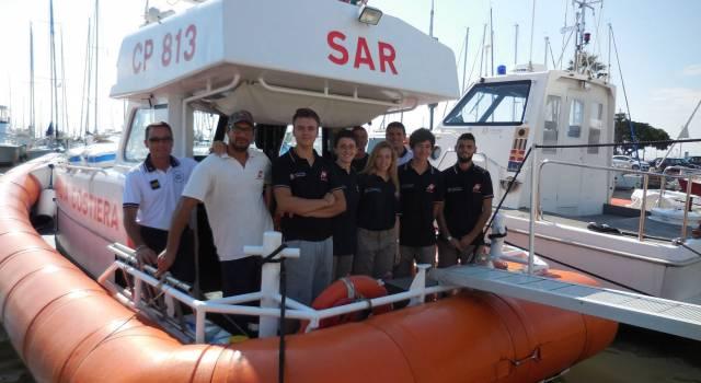 Piccoli marinai crescono con i Campi Giovani della Capitaneria di Porto