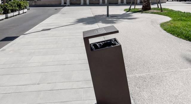 """""""Va bene i cestini gratis in Piazza Shelley, ma le regole devono essere uguali per tutti"""""""