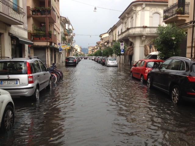 Luglio da record, da quasi 100 anni non pioveva così tanto in Toscana