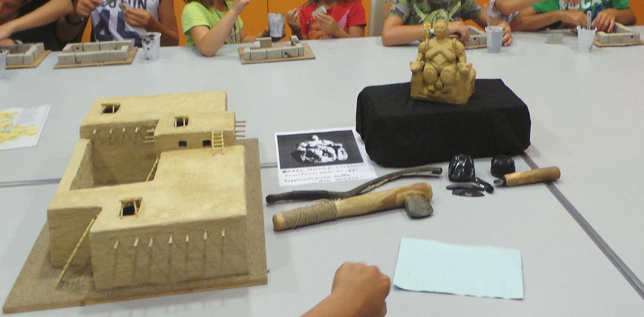 Avventure al Civico Museo Archeologico di Camaiore