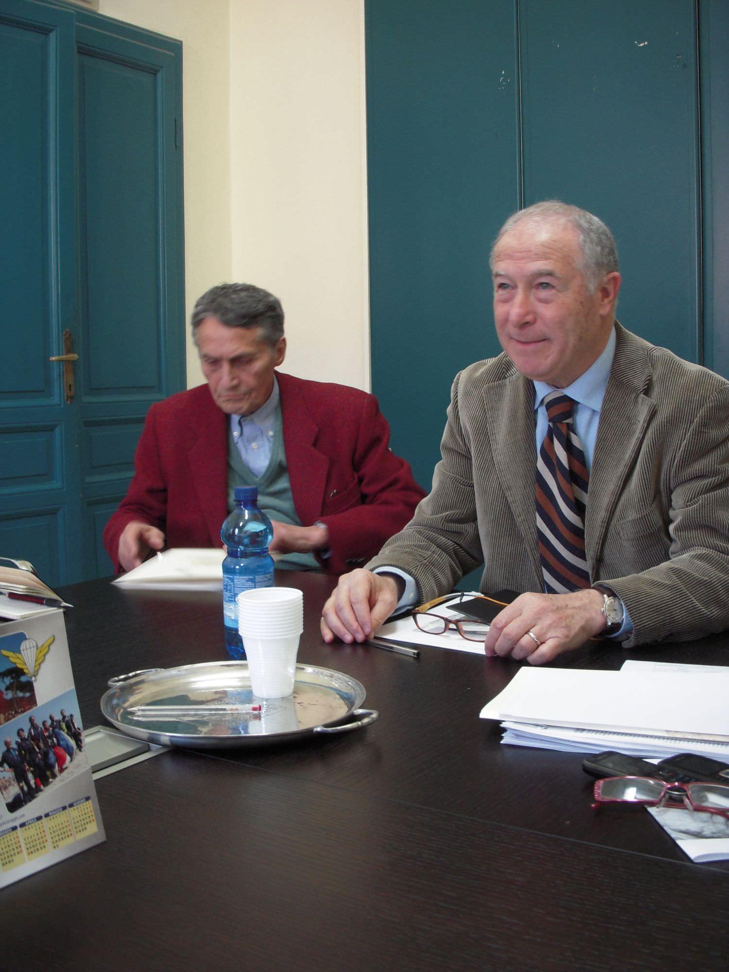 Un incontro sulle prospettive della Versilia. Presenti i sindaci