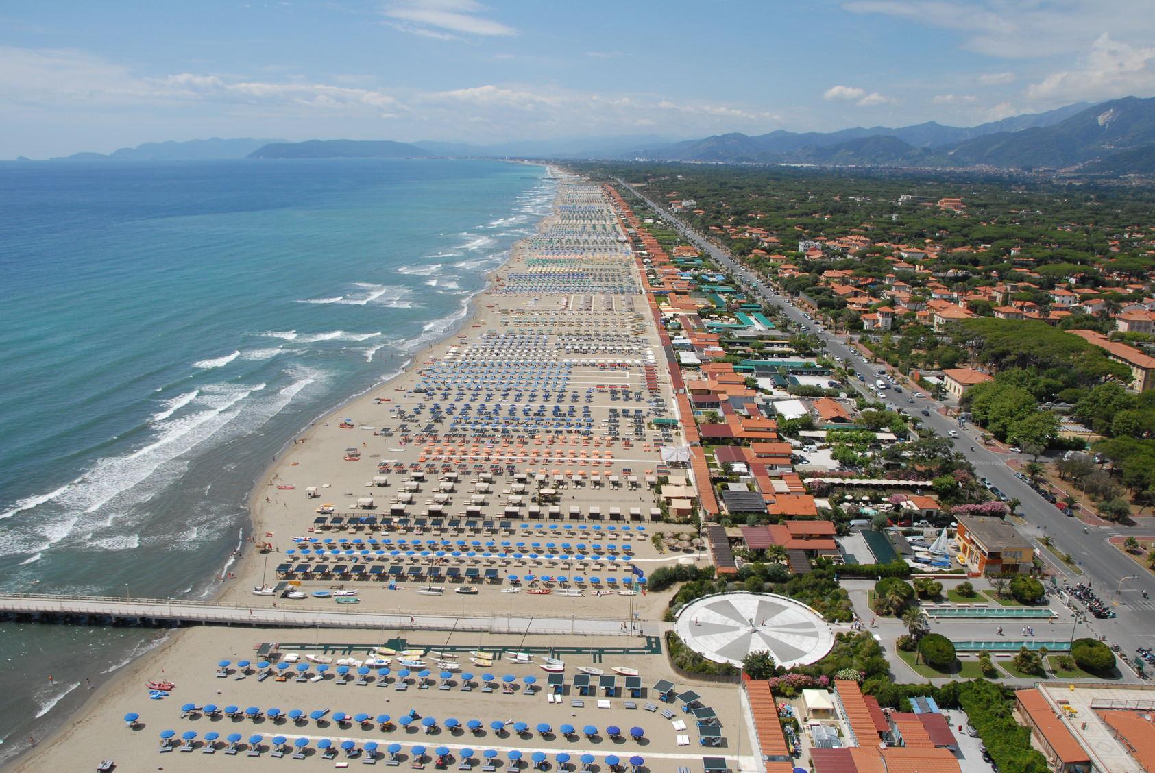 Forte Dei Marmi Italy  city images : Forte dei Marmi meta più cara per il week end di Ferragosto Comune ...
