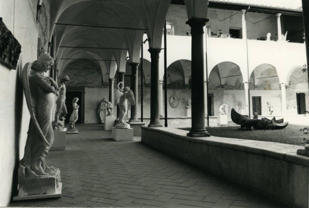 Come nacque il Museo dei Bozzetti? Una mostra e un concorso fotografico