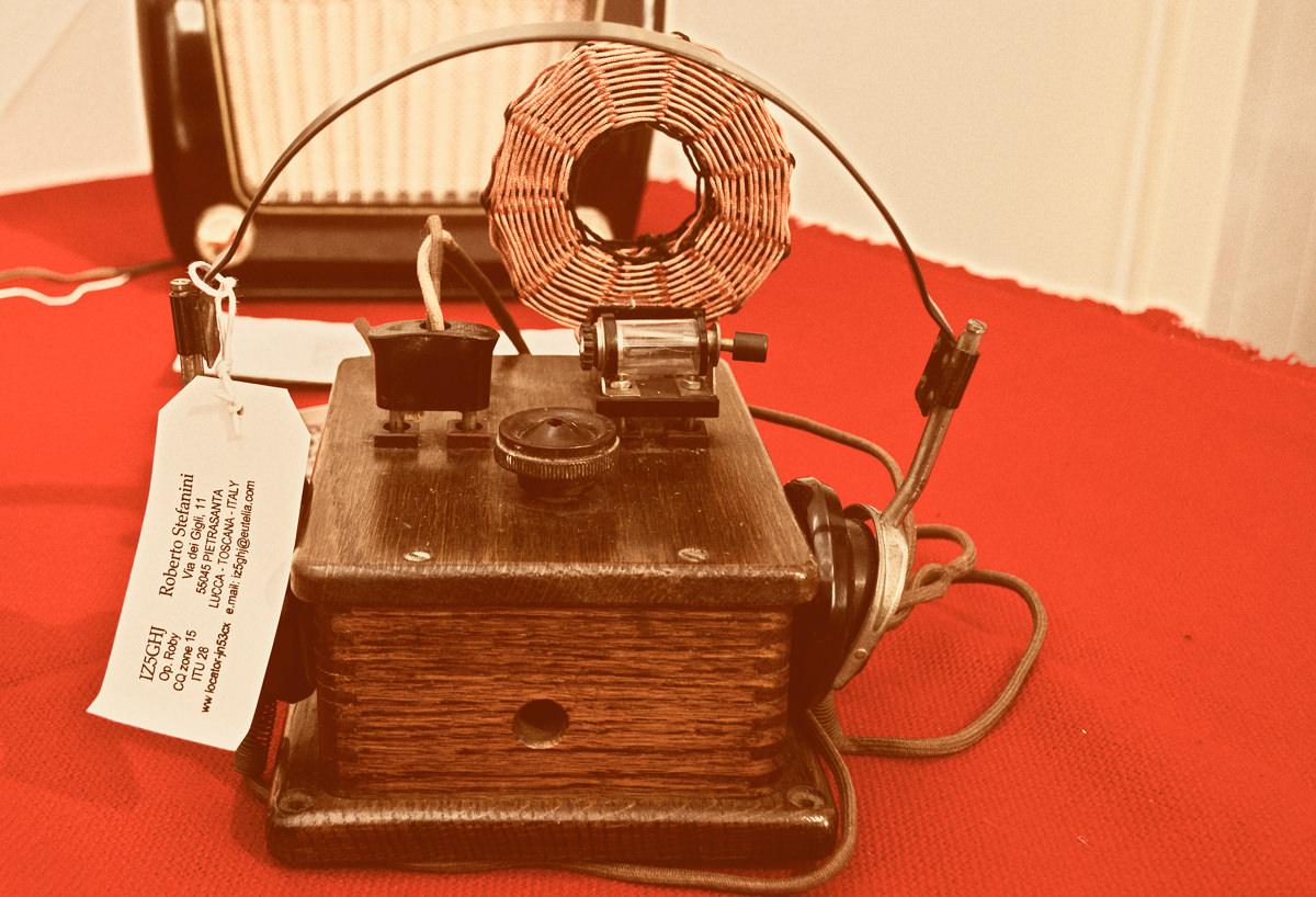 A Follie di Camaiore anche una mostra di radio e televisori d'epoca