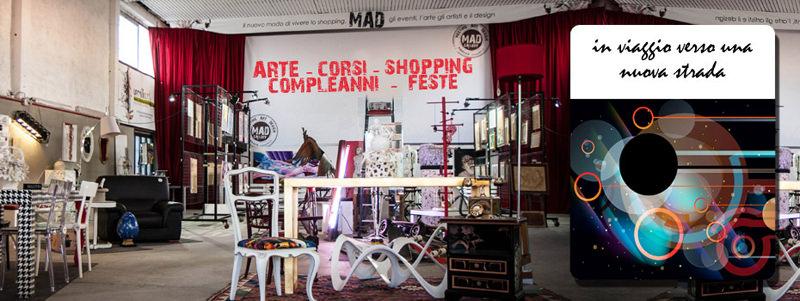 Mad Gallery cresce e sceglie il Nord Italia per espandersi