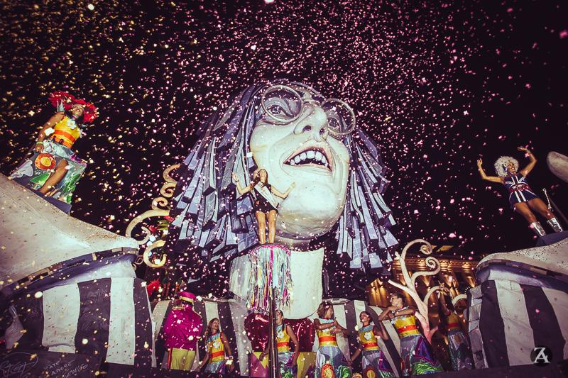 Carnevale estivo, le foto di Andrea Zani