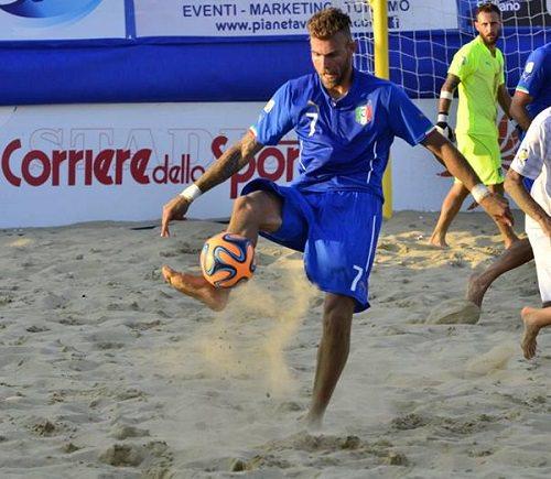 Beach soccer, Italia fuori per la differenza reti. Ma vola ai Giochi Olimpici europei