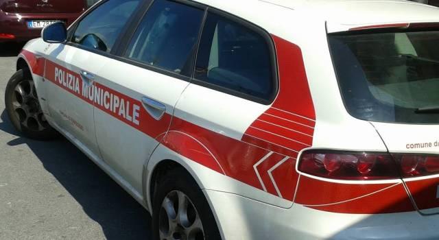Ciclisti multati dalla polizia municipale