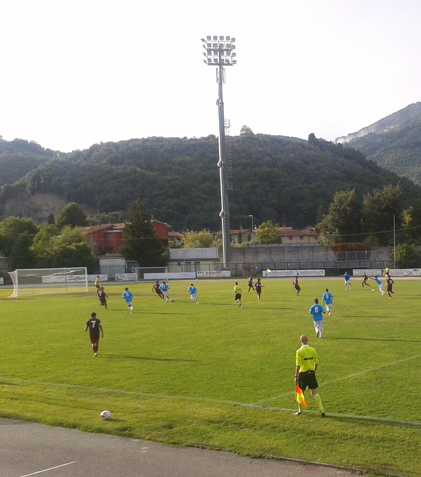 Coppa Toscana, il Pietrasanta tenta lo sgambetto al Camaiore. Debutta il Real FQ