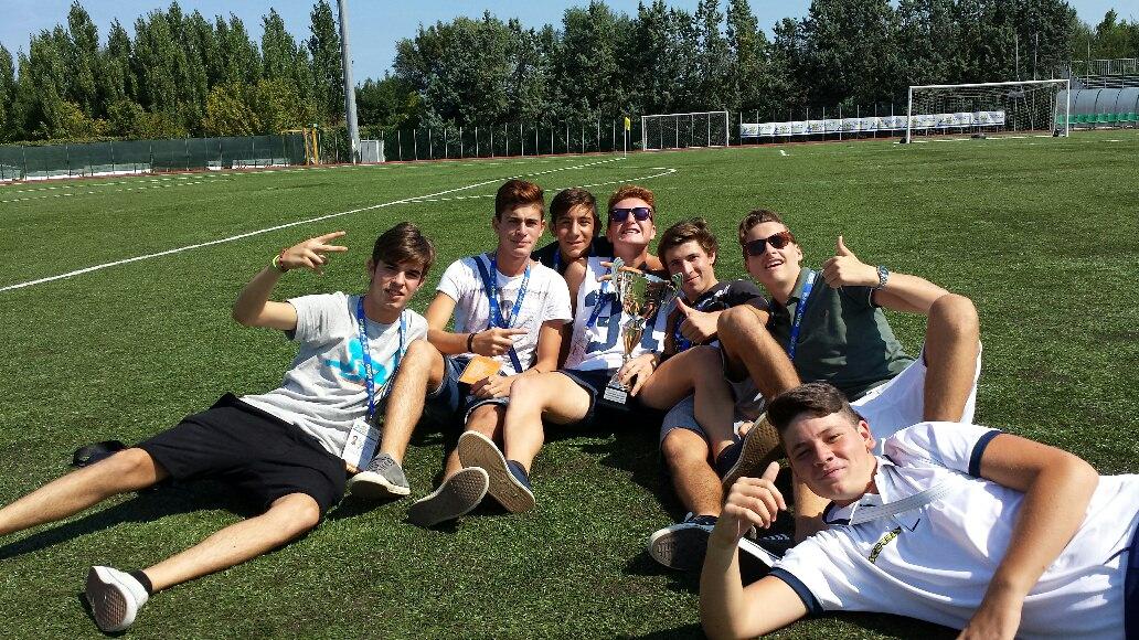 Calcio a cinque, l'Anspi Idraulica Bertilotti campione d'Italia