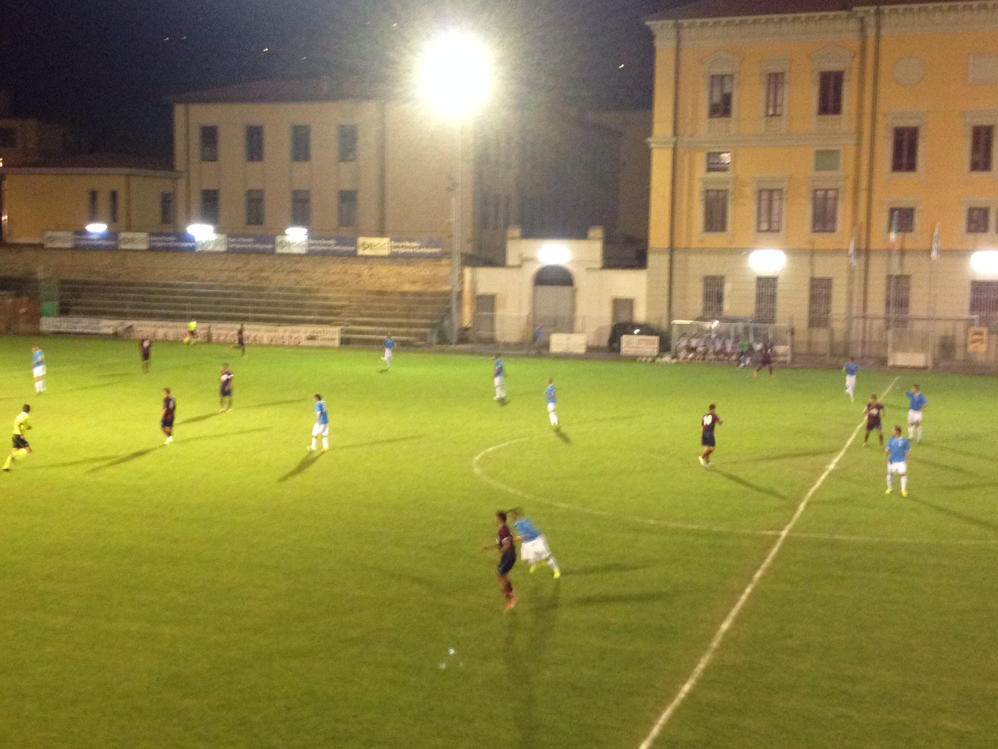 Camaiore straripante, a Pietrasanta quattro gol e tanto spettacolo