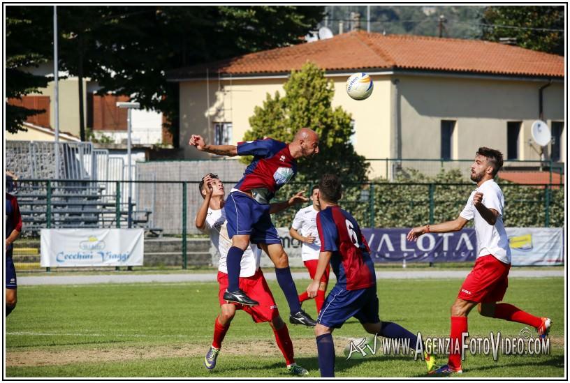 Il Camaiore parte forte poi si fa recuperare, Laras regala la vittoria con l'Urbino Taccola